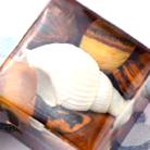 個人実印・銀行印(角印),オリジナル印鑑、 紫檀·樹脂印鑑